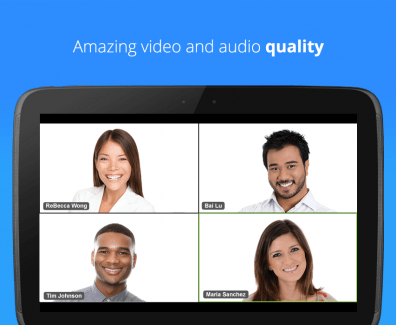 Amazing Video Audio Quality Zoom