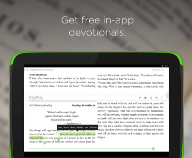 Faithlife Bible Study App