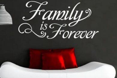 Family Is Forever