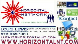 HORIZONTAL NETWORK - MANAGED SERVICES PROVIDER