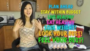 HOW I EAT HEALTHY ON A LOW BUDGET!   JOANNA SOH