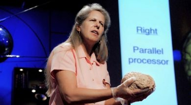 MY STROKE OF INSIGHT – TED TALKS | JILL BOLTE TAYLOR