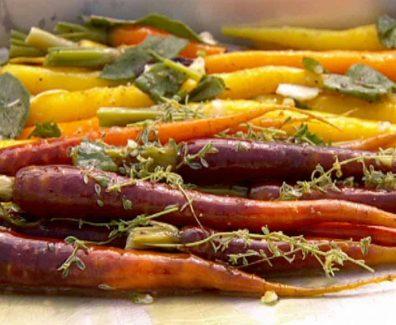 Perfect Roast Vegetables – Jamie Oliver