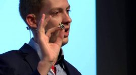 THE INTERNET OF THINGS – TEDXSOUTHBANK  | JORDAN DUFFY