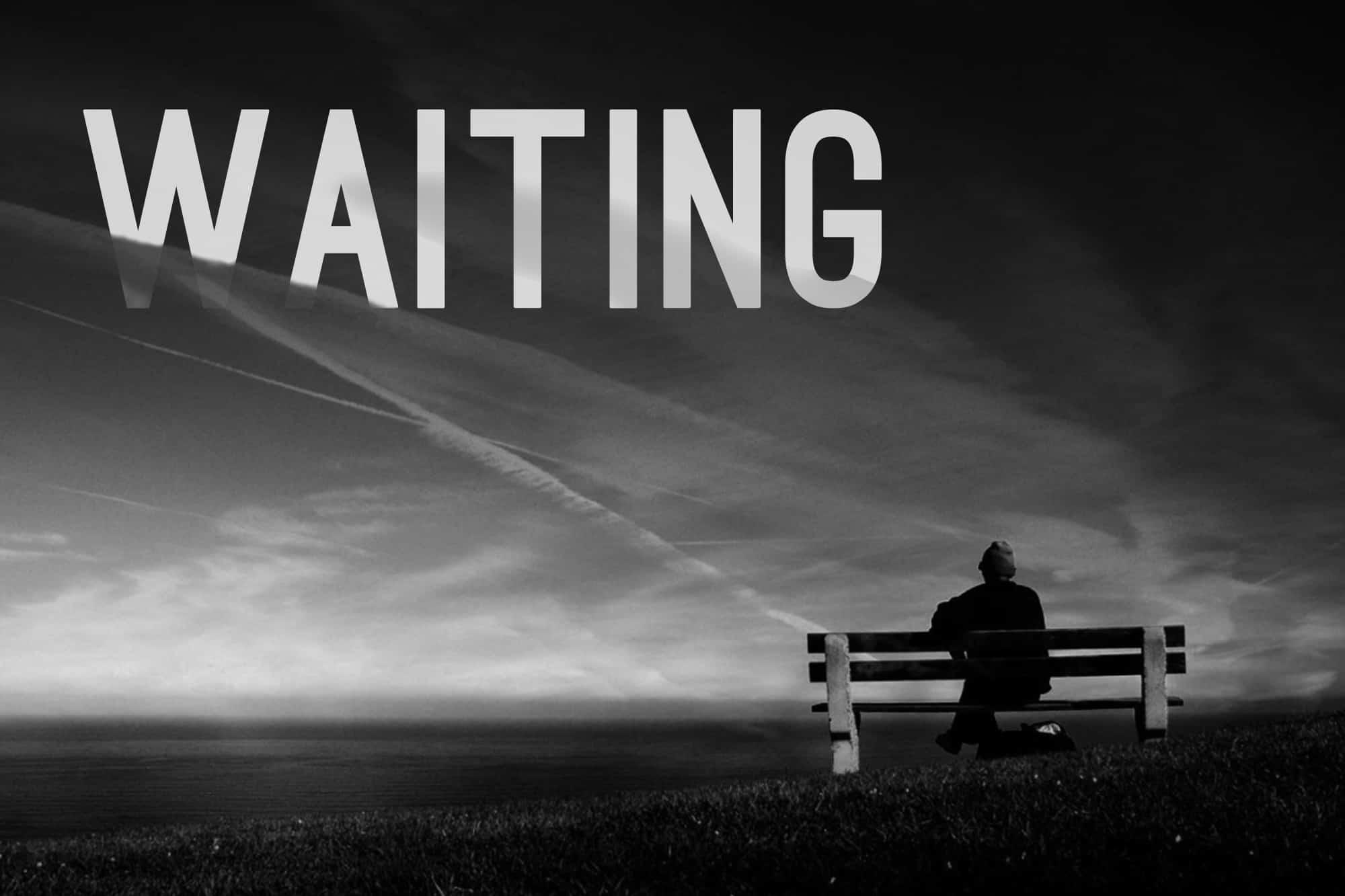 """WAIT"" IS NOBODY'S FAVORITE WORD (1 of 6) | HOWARD GOLDTHWAITE"