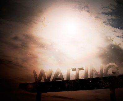 """""""WAIT"""" IS NOBODY'S FAVORITE WORD"""