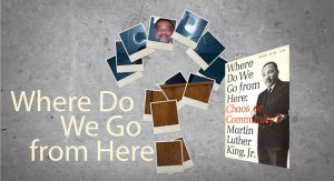 AND WHERE DO WE GO FROM HERE? | WG GARLAND