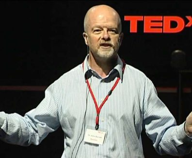 THE INTERNET OF THINGS | DR. JOHN BARRETT AT TEDXCIT