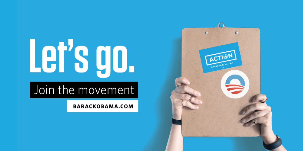 WE'RE ORGANIZING FOR ACTION—ARE YOU?   LET'S GO