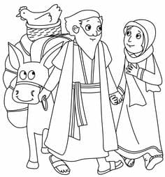 ABRAHAM PAST THE AGE OF BEARING CHILDREN