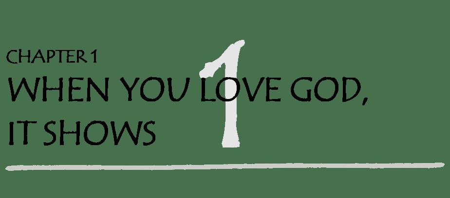 The Formost Commandment Chpt1 Hdr00