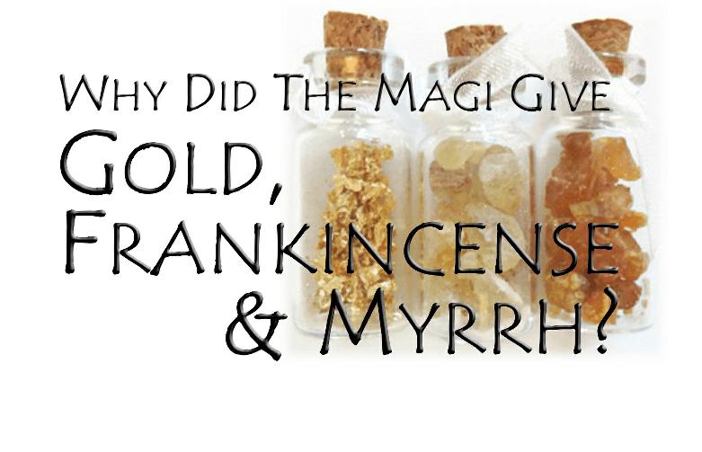 WHY GOLD, FRANKINCENSE & MYRRH? | DJ-JOYFUL LEWIS