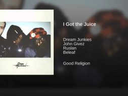 I GOT THE JUICE-JOHN GIVEZ