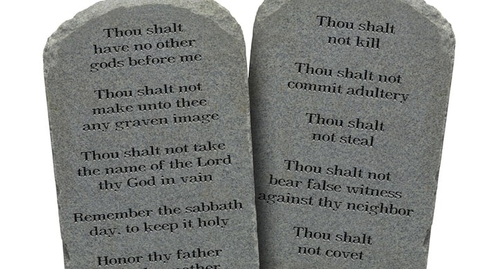 Ten Commandments – Goldthwaite