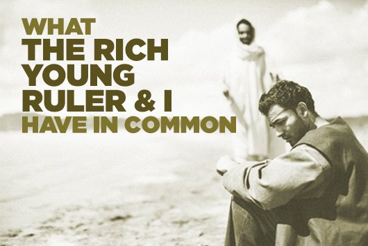 The Rich Young Ruler – Goldthwaite