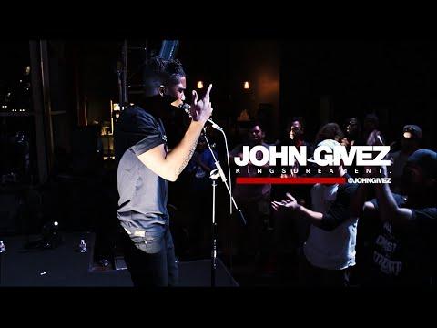 WESTSIDE BLUES – LIVE – JOHN GIVEZ