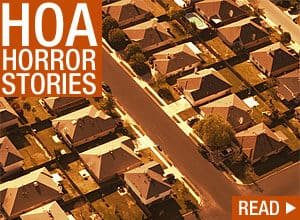 The Horror of Homeowners' Associations - EnFellowship Magazine