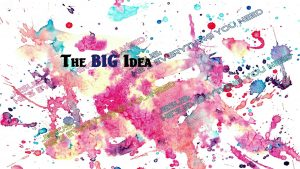 He Is Everything You Need | The BIG Idea - EnFellowship Magazine