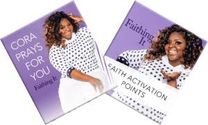 FAITHING IT - CHAPTER 1 - Cora Jakes Coleman | EnFellowship Magazine