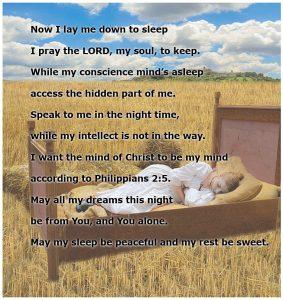 Night Time Prayer For Adults - Marlene Kaniatobe | EnFellowship Magazine