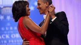 MICHELLE OBAMA ROMANTIC VALENTINE'S DAY PLAYLIST FOR BARACK