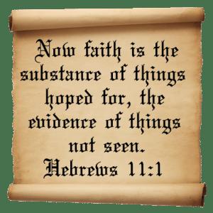 4- Faith - Hebrews 11 - EnFellowship Magazine
