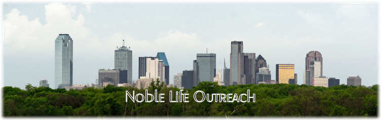 Noble Life Outreach – Hands and Feet for the Streets