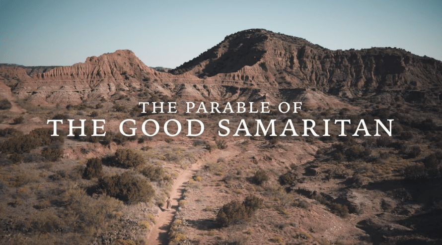 Session 1a  The Good Samaritan – Jamin Roller  – DMBS