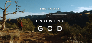 2020 RightNow Media - The Power of knowing God - Tony Evans