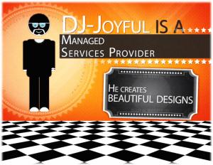 DJ-Joyful Lewis - Author - Managed Services Provider - Web designer - Social Media Manager