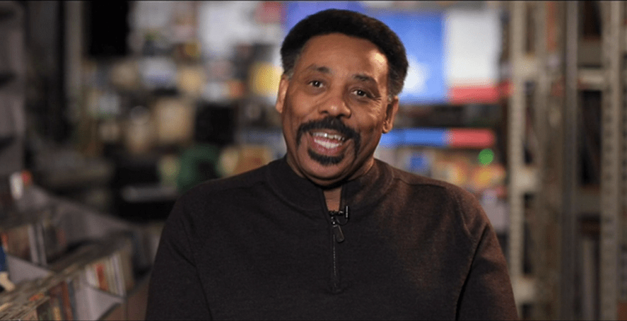 Freedom and Justice for All – Tony Evans